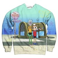 Underwater Adventure Sweatshirt