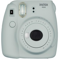 Fujifilm Instax Mini 9 Instant Camera (smokey White) FDC16550629