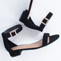 Go-To Strappy Sandals