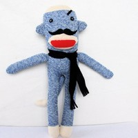 Supermarket - Mischievous Mustache Monkey from Friends of Socktopus
