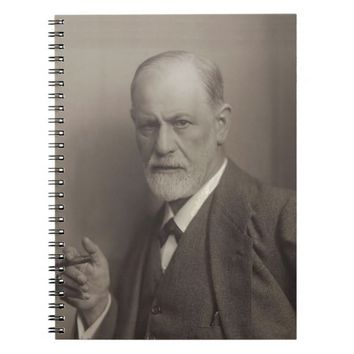 Sigmund Freud Notebook