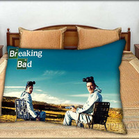 """Breaking Bad Bryan Cranston TV Serie - 20 """" x 30 """" inch,Pillow Case and Pillow Cover."""