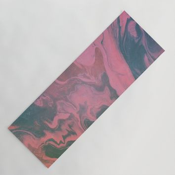 Always come back to Me Yoga Mat by duckyb