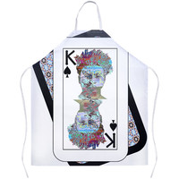 Play Your Hand...King Spade No. 2 Apron