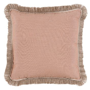 Petal Pillow With Sand Flange