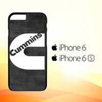 CUMMINS Turbo Diesel Y0003 iPhone 6|6S Case