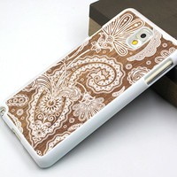 Samsung case,wood floral samsung Note 3 case,mandala samsung Note2 case,wood flower samsung Note 4 case,art flower Galaxy S3 case,mandala flower Galaxy S4 case,cool design Galaxy S5 case