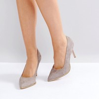 KG by Kurt Geiger Beauty Suede Pumps at asos.com