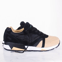 Diadora N9000 Double - Black/Sand