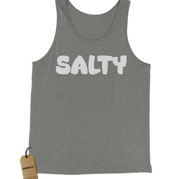 Salty Jersey Tank Top for Men