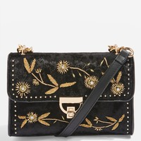 Beaded Chain Cross Body Bag - Bags & Wallets - Bags & Accessories