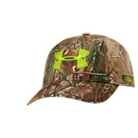 Under Armour Men's UA Scent Control Camo Cap