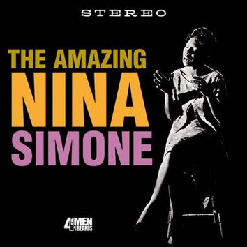 Nina Simone - The Amazing Nina Simone LP