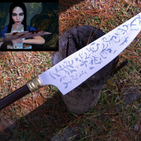 "Alice's Vorpal Knife / Blade ""Alice: Madness Returns"" Cosplay"