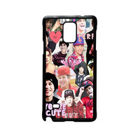 Austin Mahone collage for Samsung Galaxy and HTC Case