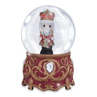 Precious Moments® Treasured Holidays Musical Water Globe