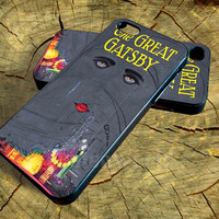The Great Gatsby  - iPhone 5C Case, iPhone 5/5S Case, iPhone 4/4S Case, Durable Hard Case BD