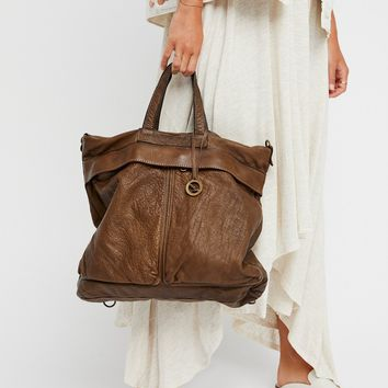Free People Sisto Distressed Backpack