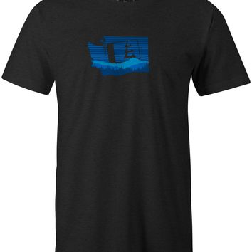 Washington T-Shirt Charcoal Heather
