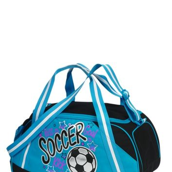 Soccer Duffle Bag | Girls Fashion Bags & Totes Accessories | Shop Justice