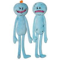 Rick and Morty Meeseeks  Plush Toy
