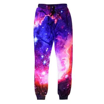 SUNRISE GALAXY SWEATPANTS