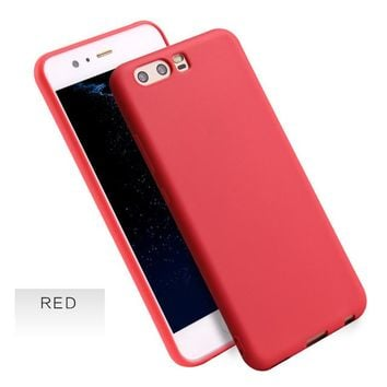 Matte Candy Silicone Phone Case