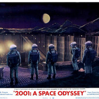 2001: A Space Odyssey 11x14 Movie Poster (1968)