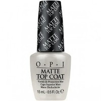 OPI: T35 Matte Top Coat, 0.5 oz OOS !!