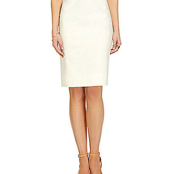 Antonio Melani Elenor Belted Skirt - Ivory
