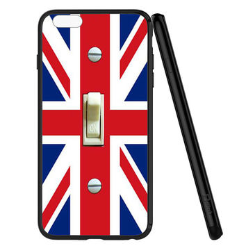 British Flag switch plate iPhone 6 | 6S Case Planetscase.com