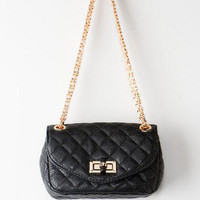 REIMS QUILTED CROSSBODY