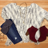 Likely To Knit Sweater