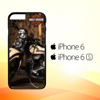 harley davidson brand W5117 iPhone 6|6S Case