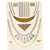 Sale-gold Temporary Tattoos