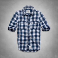 Douglass Mountain Twill Shirt