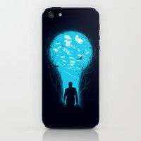 Bright Side iPhone & iPod Skin by nicebleed | Society6