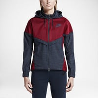 The Nike Bonded Windrunner Women's Jacket.