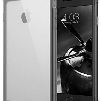iPhone 6S Plus Case, Caseology [Waterfall Series] Slim Fit Clear Drop Protection [Gray] for Apple iPhone 6S Plus (2015) & iPhone 6 Plus (2014)