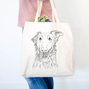 Mila the Mixed Breed - Tote Bag