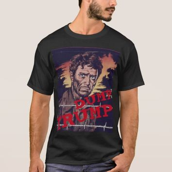 Trump holding Naked Baby Goats as Sex Slaves T-Shirt