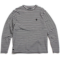 Null & Void Longsleeve T-Shirt Off White / Black