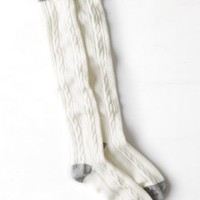 AEO Women's Cable Boot Sock