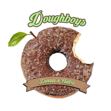 Dixon's Cider - Doughboys Vaped Goods