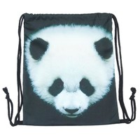 new drawstring printing backpack for women