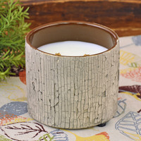 Warm Hearth WoodWick Candle