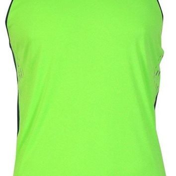 CREYONV new balance men s big tall ice tech impact shirt tank