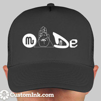 MADE Logo Snap Back Hat by selfMADEclothing on Etsy