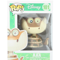 Funko Disney The Jungle Book Pop! Kaa Vinyl Figure