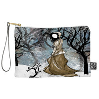 Amy Smith Winter 1 Pouch